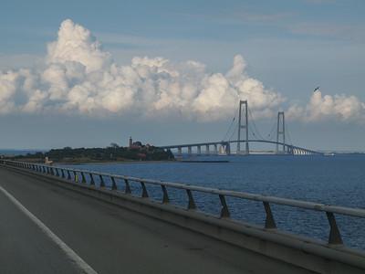 Storebæltsbroen. Photo: Martin Bager