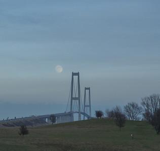 Storebæltsbroen. Photo: Martin Bager.