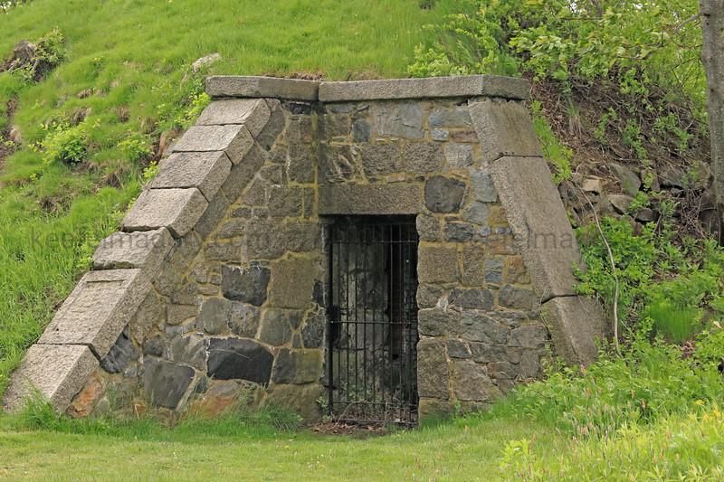 Ammunition Bunker, Ft. Pickering