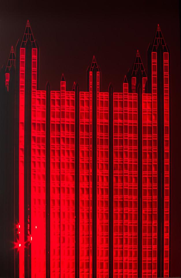 PPG Building, Pittsburgh, Pennsylvania, 1985