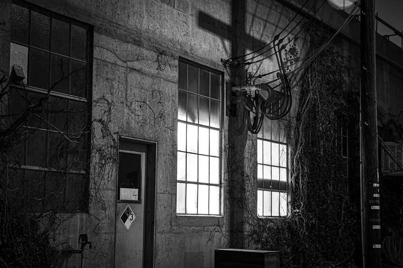 Windows and Cross Shadow
