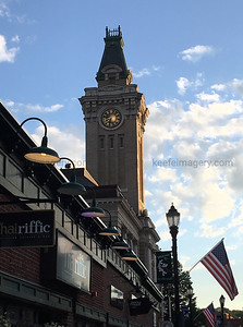 Clock Tower, City Hall