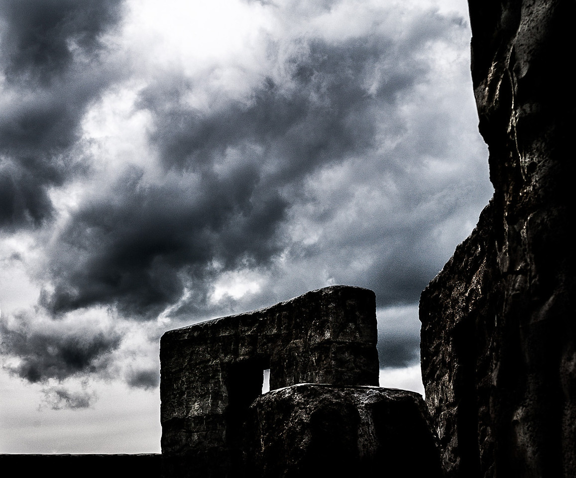 Stonehenge Replica 1, Klickitat County, Washington, 2000