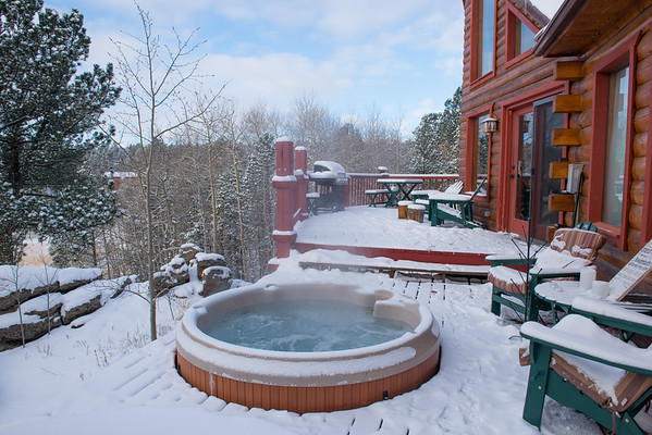 Most Inviting Hot Tub