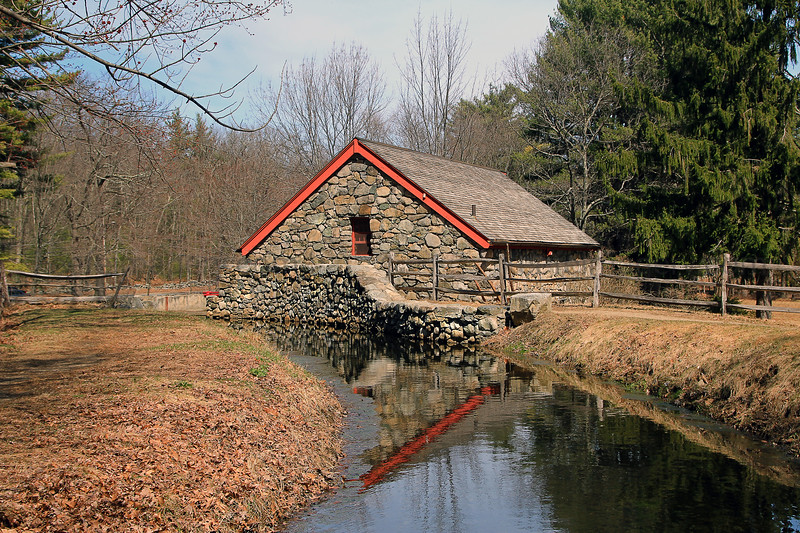 Grist Mill Historical Landmark