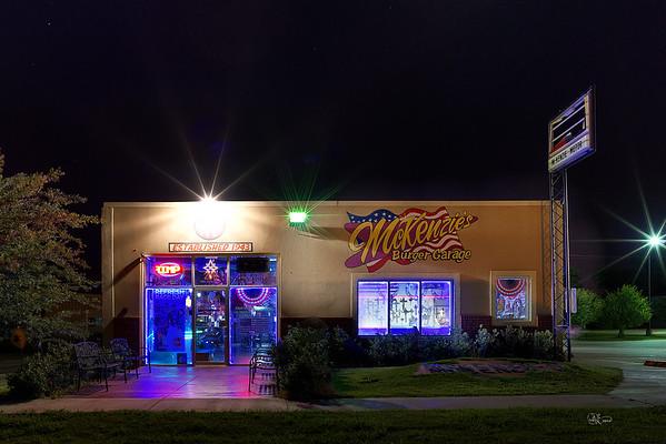 McKenzie's Burger Garage