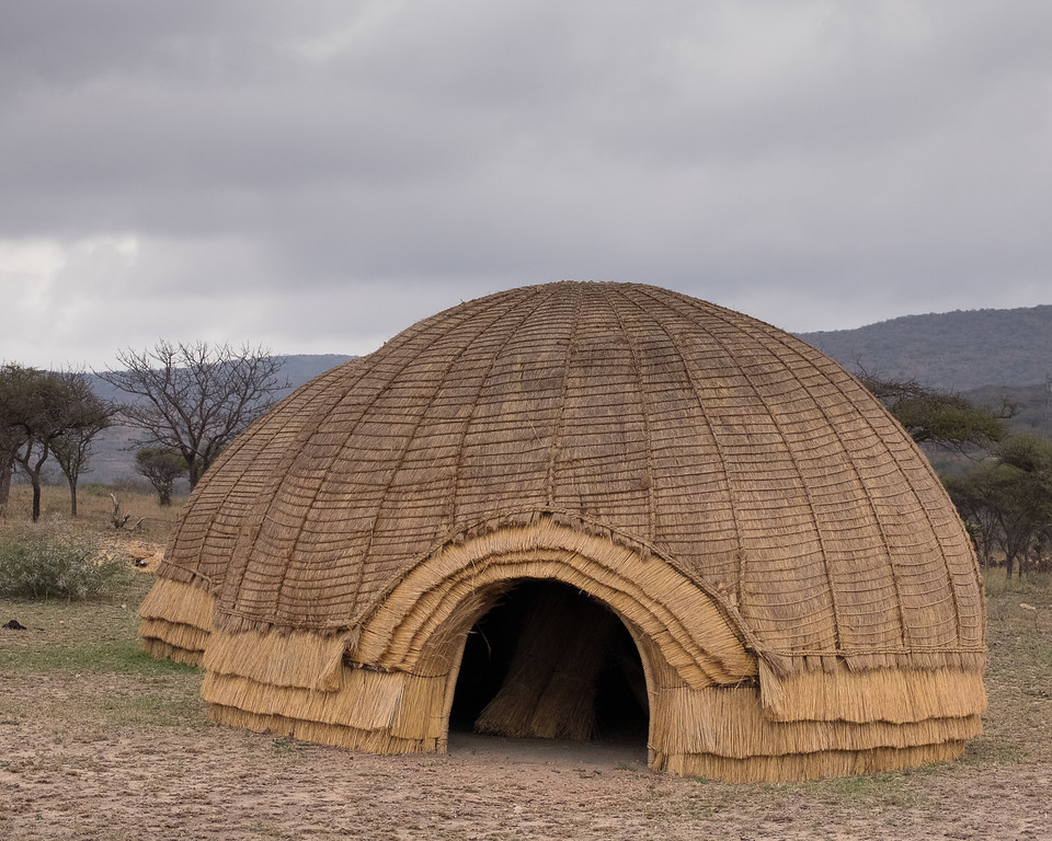 Traditional Zulu Hut