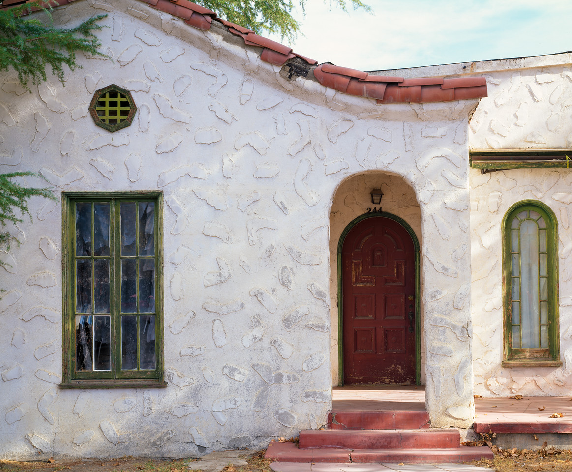 House, Lone Pine, California, 1995