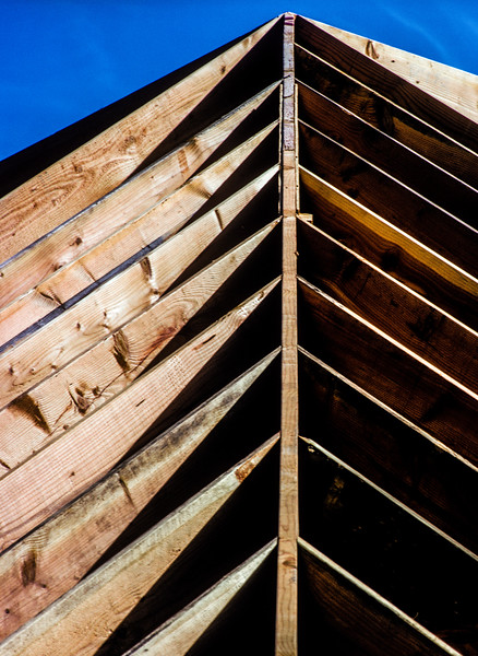 Rafters, Campbell, California, 1992