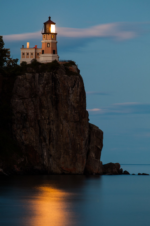 Split Rock Lighthouse, Minnesota, 2013