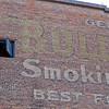 Bull Smoking