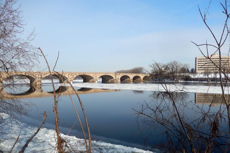 Bulkeley Bridge, Hartford, CT