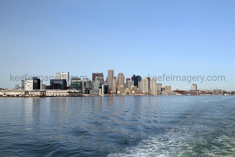 Boston, MA Skyline
