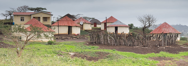 Homestead in Transition to Modernity
