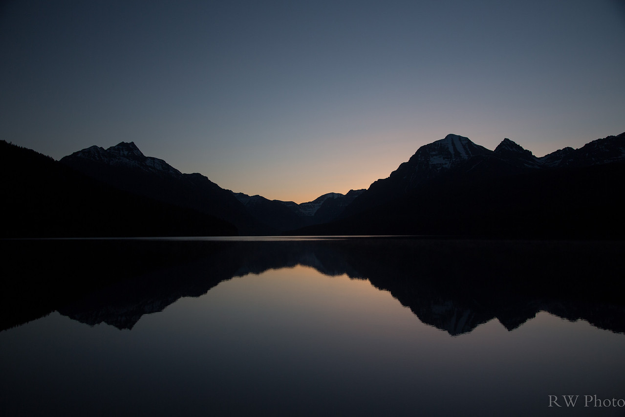 June 8th sunrise at Bowman
