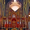 Interior of Sts. Peter and Paul Orthodox Church