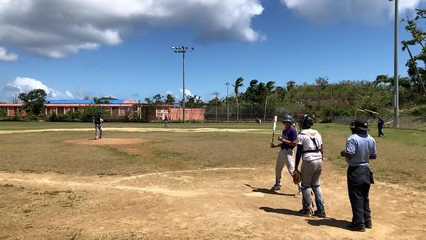 Tristan 2018 double down left field line
