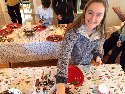Student Activity: Chocolate Dipping Party