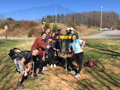Student Activity - Disc Golf