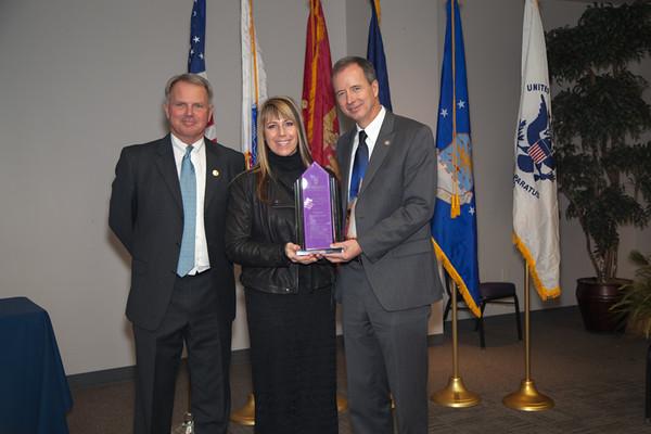 London Draper-Lowe - Friend of Student Veterans/Military Members faculty award
