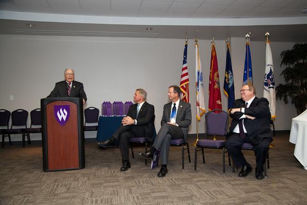 2015 Veterans Day Awards Ceremony