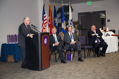 2015 Veterans Day Awards Ceremony