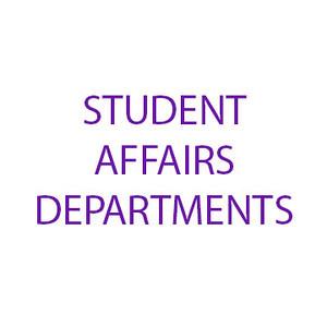 Folder Tags: Student Affairs