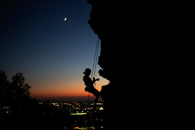 Outdoor Program Climbing Night