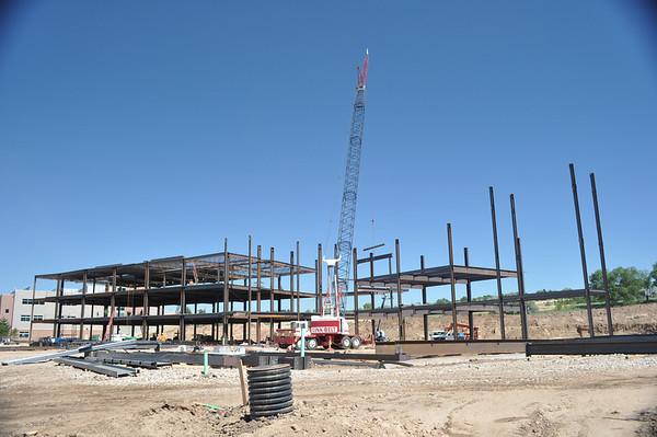 Davis Campus New Building Construction