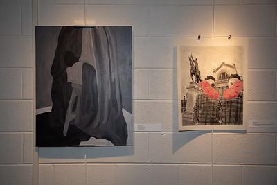 Student art exhibit-4378