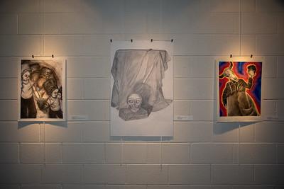 Student art exhibit-4384
