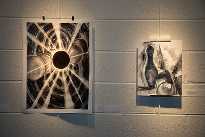 Student art exhibit-4389