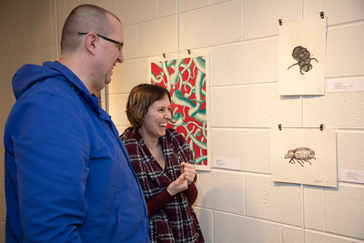 Student art exhibit-4426