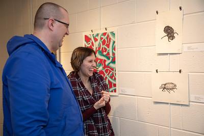 Student art exhibit-4426