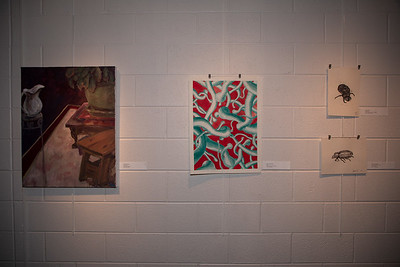 Student art exhibit-4400