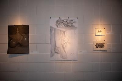 Student art exhibit-4399