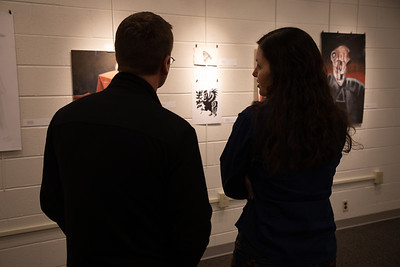 Student art exhibit-4420