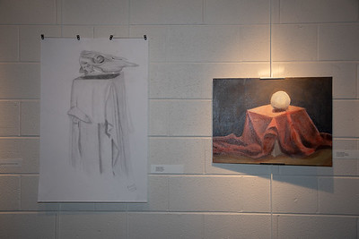 Student art exhibit-4377