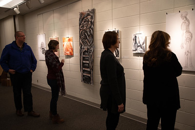 Student art exhibit-4429