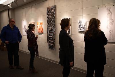 Student art exhibit-4429