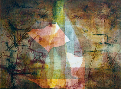 Untitled (Audrey Lam; monoprint)