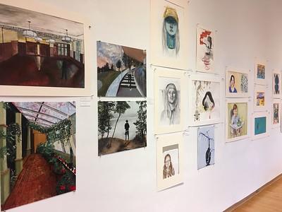 Student Artwork 2018
