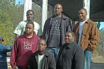 (high quality) 08 02 Volunteers from Morehouse College - Atlanta