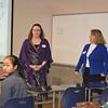GPS science teachers Kristi Bryson (left) and Tracie Durham (right)