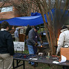 A variety of metalworking artists participated in Metalfest.
