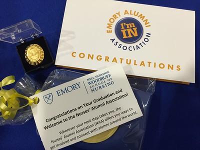2015 School of Nursing New Grad Reception