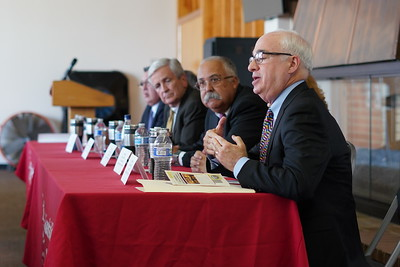 2018: Justices of the Fifth District Court of Appeal Visit