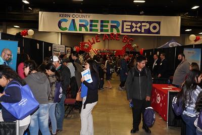 2018: Kern County Career Expo