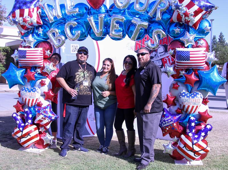 Javier Llamas, Bernadette Martinez, Lisa Kent, and Armando Trujillo