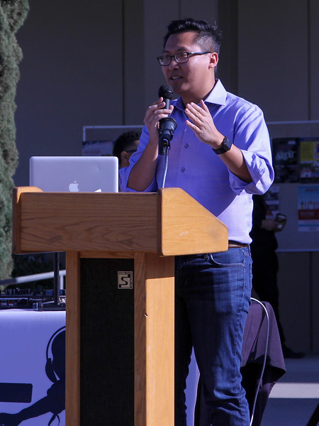 Assemblymember Vince Fong